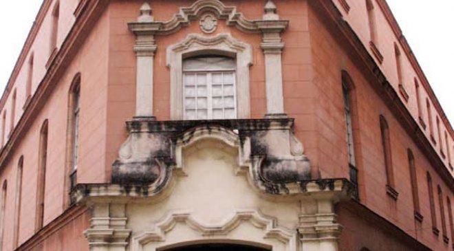 Sede Adeministrativa. Edifici Antonio Rodríguez Morey