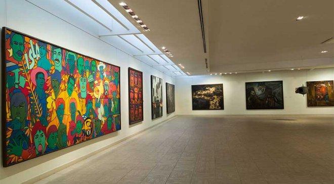 Sala Arte contemporáneo (1960 -1970)