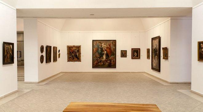 Sala Arte latinoamericano