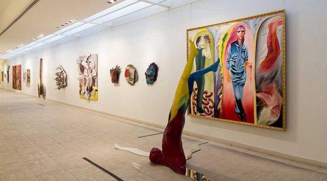 Sala Arte contemporáneo (1979 -1996)