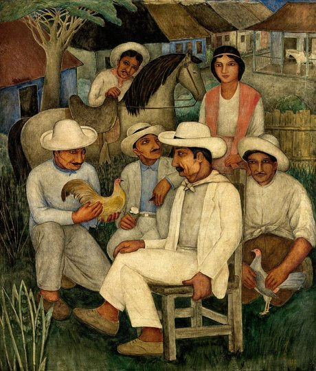 Eduardo Abela, Guajiros, 1938