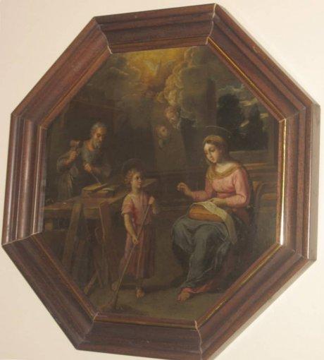 Escuela novohispana, El taller de Nazaret