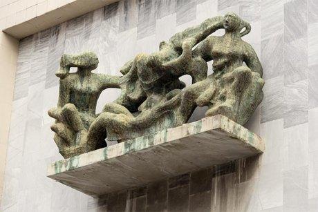 Exculturas exteriores. Ernesto González Jeréz