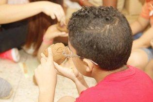 Taller de Creación Lo taíno en el arte