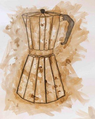 Los misterios del café a través del arte