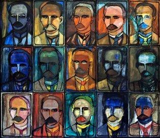 Arte contemporáneo (1960-1970)