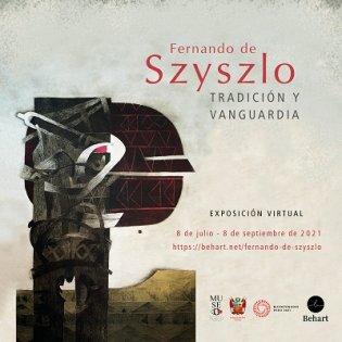 """Exposición virtual """"Fernando de Szyszlo. Tradición y vanguardia"""""""