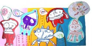 Taller de Creación Infantil Retrato, costumbrismo y caricatura en el arte cubano