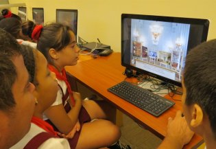 Actividades Educativas en el Museo Virtual Ruso