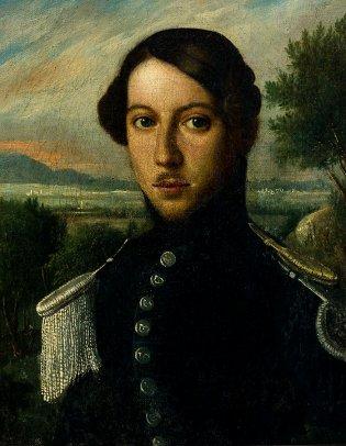 Jean Auguste Dominique Ingres, Retrato del Duque de Orleans, 1830