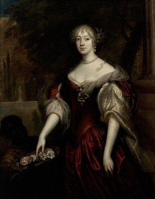 Jan de Baen, Anna van Ewsum, 1665