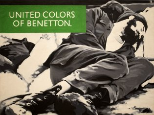 Anónimo, United Colors Of Benetton, 1995