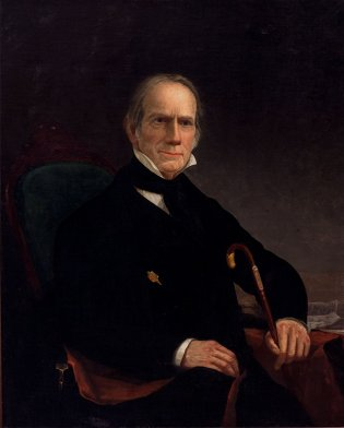 Charles Cromwell Ingham, Henry Clay