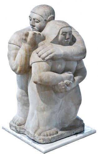 Alfredo Lozano, El abrazo