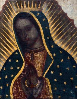 Escuela novohispana, Virgen de Guadalupe