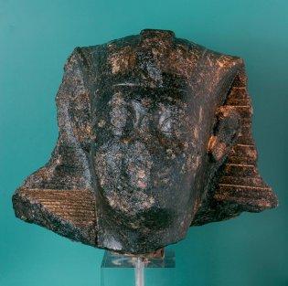 Anónimo, Cabeza de faraón  Sesostris I, 1938