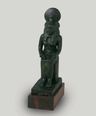 Anónimo, Estatua de Sekmet, 525