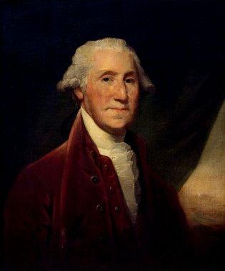 Anónimo, Retrato de George Washington