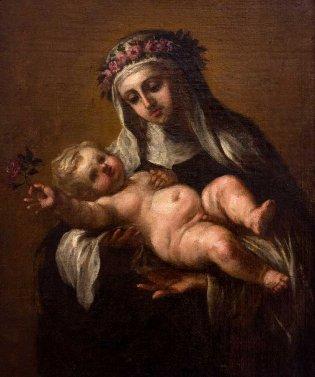 Escuela Novo Hispana, Santa Teresa del niño Jesús