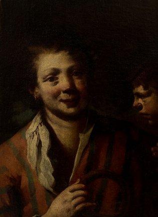 Giovanni Battista Piazzetta (Pietrarossa, Dos muchachos