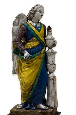 Giovanni della Robbia (Florencia, Figura de ángel