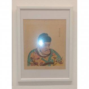 Anónimo chino, Retrato del emperador Song Huizong