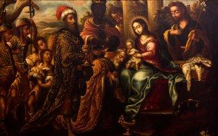 José Medina (Puebla de los Ángeles, La adoración de los Reyes Magos