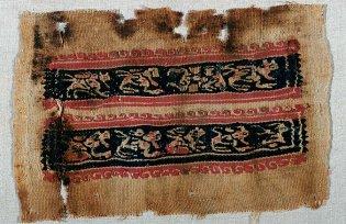 Anónimo, Tejido copto