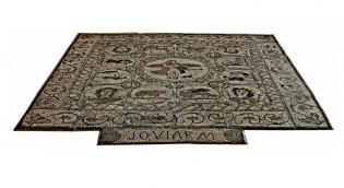 Anónimo, Mosaico con inscripción Joviar.M.