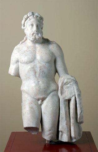 Anónimo, Estatuilla de Hércules