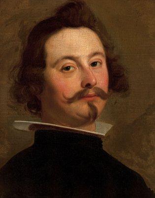 Escuela Flamenca, Retrato de hombre