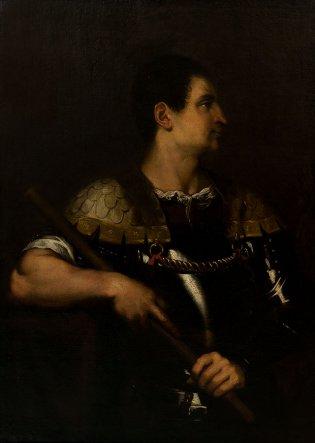 Tiziano Vecelli (Pieve di Cadore, El Emperador Otón
