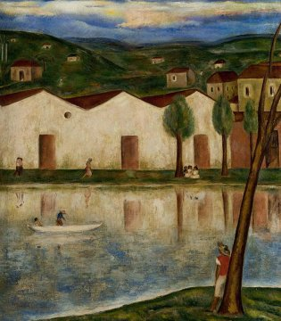 Victor Manuel García, Río San Juan, 1943