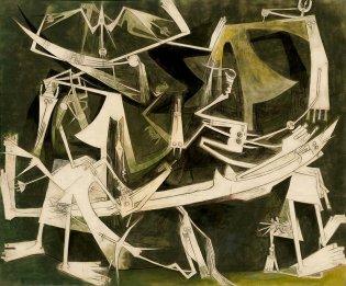 Wifredo Lam, El tercer mundo, 1965