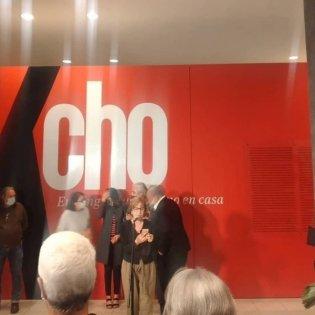 Inauguración de la muestra En ningún lugar como en casa de Kcho