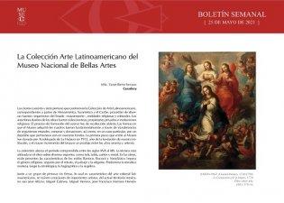 La Colección de Arte Latinoamericano del Museo Nacional de Bellas Artes