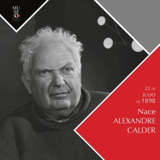Colección de arte contemporáneo internacional en el Museo Nacional de Bellas Artes: Alexandre Calder