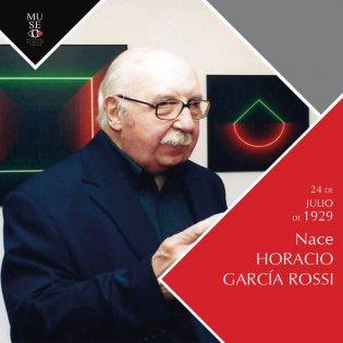 Colección de arte contemporáneo internacional en el Museo Nacional de Bellas Artes: Horacio García Rossi