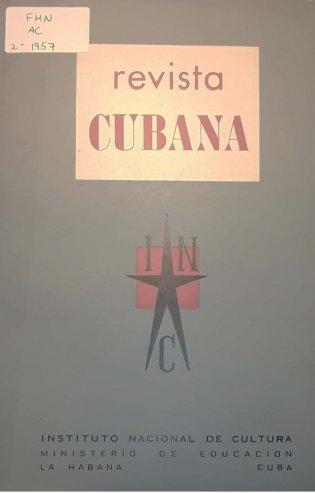 Revista Cubana INC
