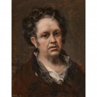 Autorretrato. 1815 Óleo sobre tela; 45,8 x 35,6 cm Colección Museo Nacional Del Prado