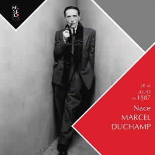Colección de arte contemporáneo internacional en el Museo Nacional de Bellas Artes: Marcel Duchamp