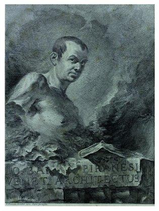 Nace Giovanni Battista Piranesi